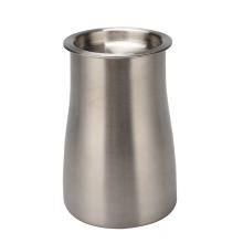 Shaker à café moulu manuel en acier inoxydable