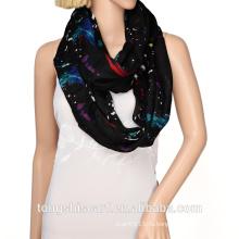 Оптовая топ мода бесконечность шарф зима 2015 печать петля шарф
