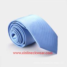 Corbata tejida 100% hecha a mano de los muchachos del poliéster