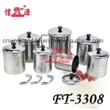 Stainless Steel Handle Cup (FT-3308)