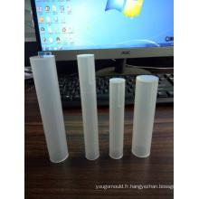 Moule de tuyau d'injection de Sizeplastic différent