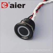 Interruptor piezoeléctrico momentáneo de 22 mm