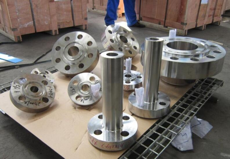 SS316L Welded Neck Flange
