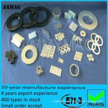 Motores materiales magnéticos