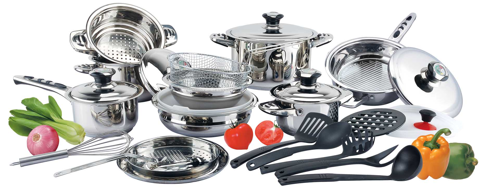 Farmhouse cookware sets