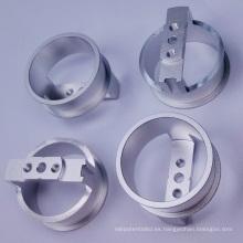 Componentes industriales de la carcasa de la bobina de aluminio