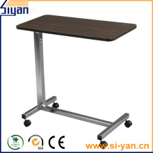 Pvc faced hospital table top
