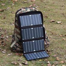 2016 Foldable Sunpower Solar Panel Charger,ECEEN High Efficiency Solar Panel