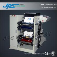 Automatische Etikettenpapierrolle Flexo / Flexodruckmaschine