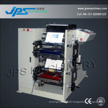 Automatic Label Paper Roll Flexo/Flexographic Printer Machine