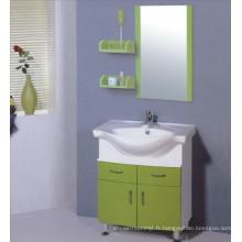 Meubles d'armoire de salle de bains de 70cm (B-526B)