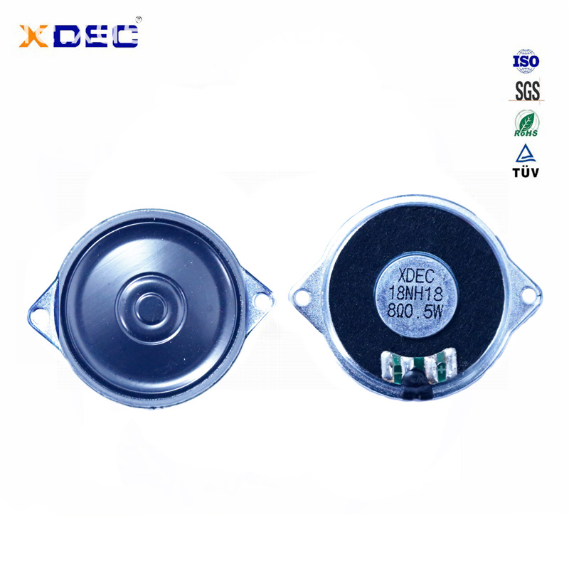 40mm 8R 0.5W BUILDING INTERCOM SPEAKER