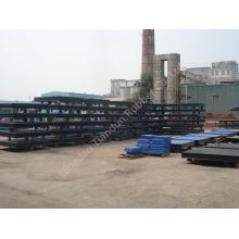 Quadro frontal / estrutura de aço / estrutura de aço (1)