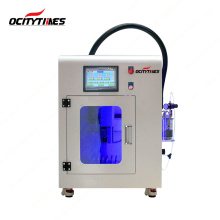 Ocitytimes F5 cbd vape cartridge filling and capping machine for cbd oil