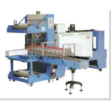 Auto Sleeve Sealing Shrink Packaging Machine (BSE6040A+ST6040AF)