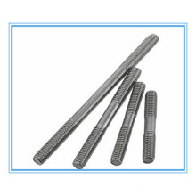 Parafuso de extremidade dupla de aço inoxidável / Rosca de rosca / Parafuso