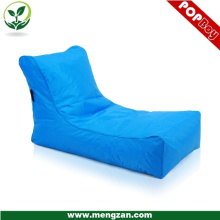 Bule modernos confortables adultos al aire libre bean bolsa lounge chair cheap