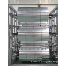 Temper O Food Wrapping Cozinha Folha de alumínio Segurança Folha de alumínio
