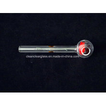 Wholsale High Quality 12cm Sweet Puff Pipes Smoking Pipes with Flower Design and Balancers