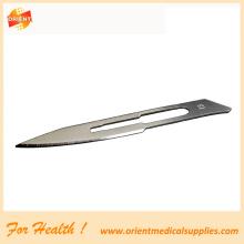 cuchilla quirúrgica desechable para médico con CE FDA