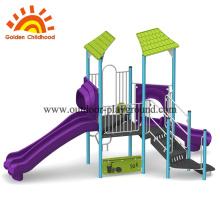 Diversión de los niños Estructura al aire libre Parque de atracciones