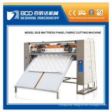 Automatic High Speed Mattress Cutting Machine