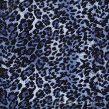 Gewebte Popeline Plain Kleider Bedrucktes Viskose-Gewebe