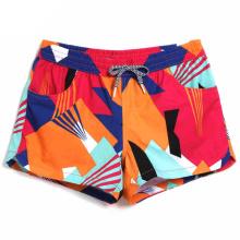 Pantalones cortos del traje de baño de la fábrica de las señoras del OEM Bikini Shorts de la nadada de Tankini Swimwear
