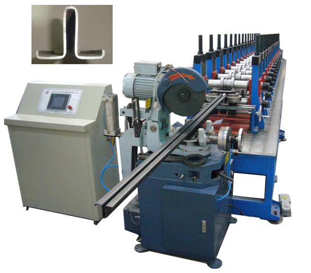 Elevator Guide Rail Roll Form Line