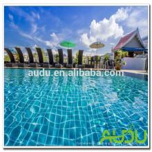 Audu Phuket Sunshine Hotel Proyecto Piscina Tumbonas