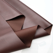 Hot-Welding Waterproof High Strength Thickened Polyester 600D Bonded TPU Fabric For Back Bag Used on Bike