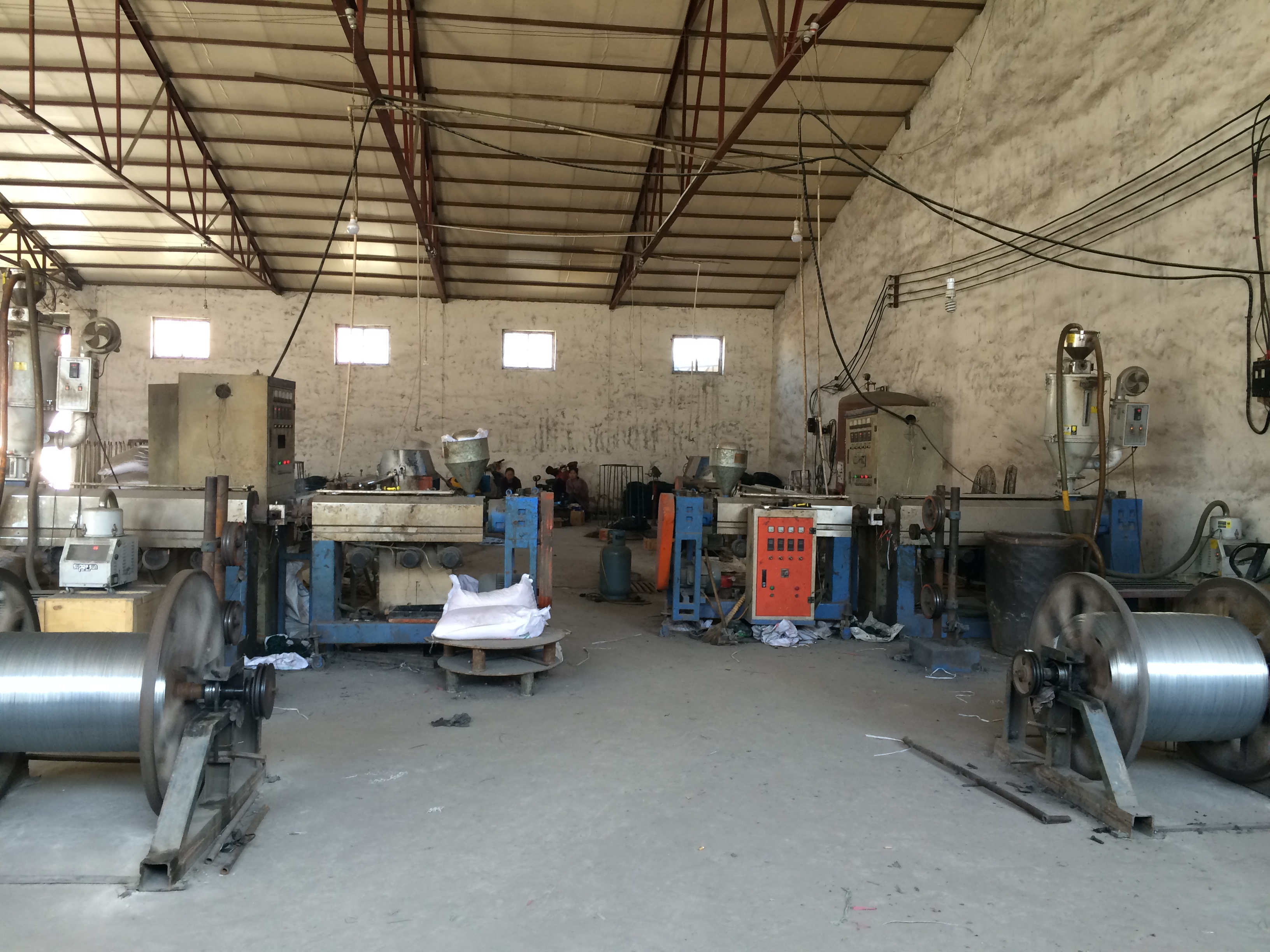 PVC Coated Wire Workshop