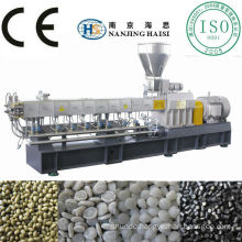 Nanjing Haisi TSE-65 plastic master batch machine