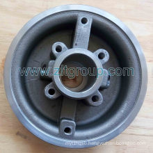 Pump Cover in Stainless Steel/Titanium Alloy/Carbon Steel Material