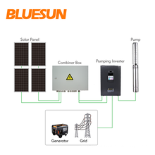 20m head dc solar water pump price for agriculture farm swimming pool