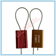 GC-C1804 Stainless steel with aluminum cable wire seals