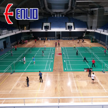 nowy typ Maty do badmintona Indoor z BWF