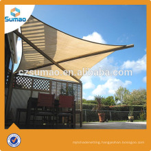 190g red shading sail Hope our products,will be best helpful for your business!