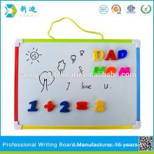 Magnetisches Whiteboard für Kinder Kühlschrank und Memo Board