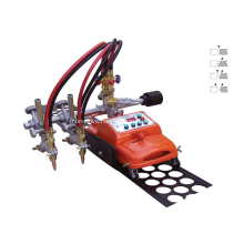 Professional Double Torch Metal Gas Cutting Machines