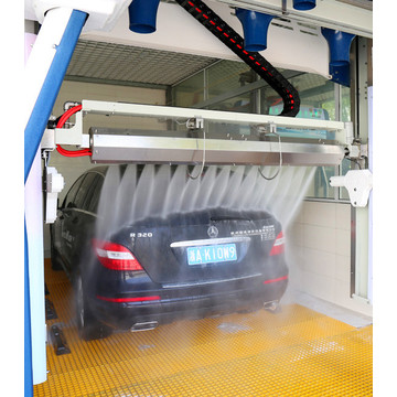 Coût de la franchise de lavage de voiture Leisuwash SG speed