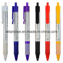 Подарок промотирования прокрутите ручку с логотипом Заказчика (ЛТ-C611)