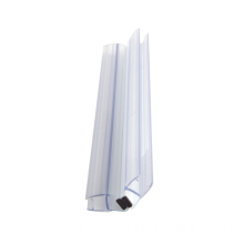 Glass waterproof sealing strip for shower room
