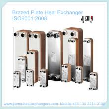 Alta eficiencia de transferencia de calor del intercambiador de calor de placa soldada
