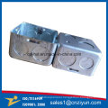 Deep Drawing Galvanized Mutigang Cut-in Boxes