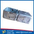 Galvanized Steel Electrical Switch Box