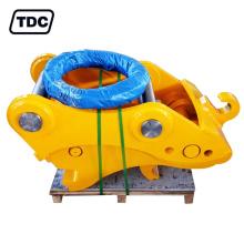 easy change excavator hydraulic quick coupler bucket