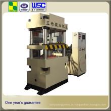 Máquina de prensa elétrica de quatro colunas de metal para venda