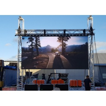 P5.95 Outdoor Rental LED Panel