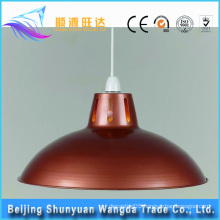 Hot Sale Simple Design High Quality Antique Brass Metal Lamp Shade Wholesale